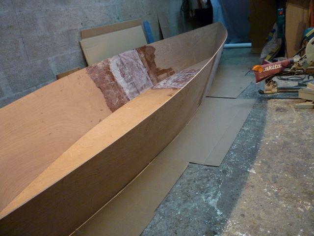 construction bateau bois 402 03 plan bateau cousu colle. Black Bedroom Furniture Sets. Home Design Ideas