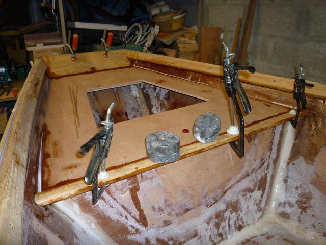 construction bateau bois 606075longtailboatthailand  ~ Resine Epoxy Bateau Bois